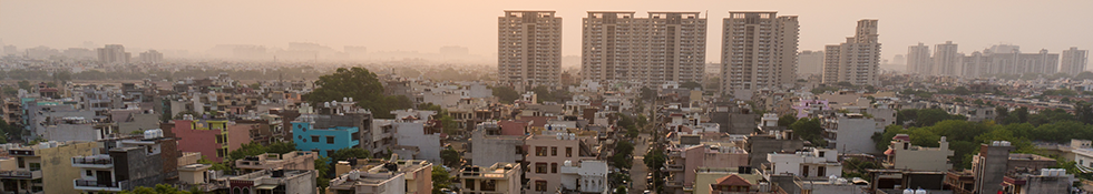 Spatial order beyond cities : Integrating spatial planning at the regional level in India